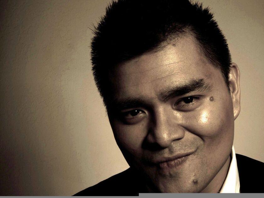 Author and Pulitzer Prize-winning journalist Jose Antonio Vargas.