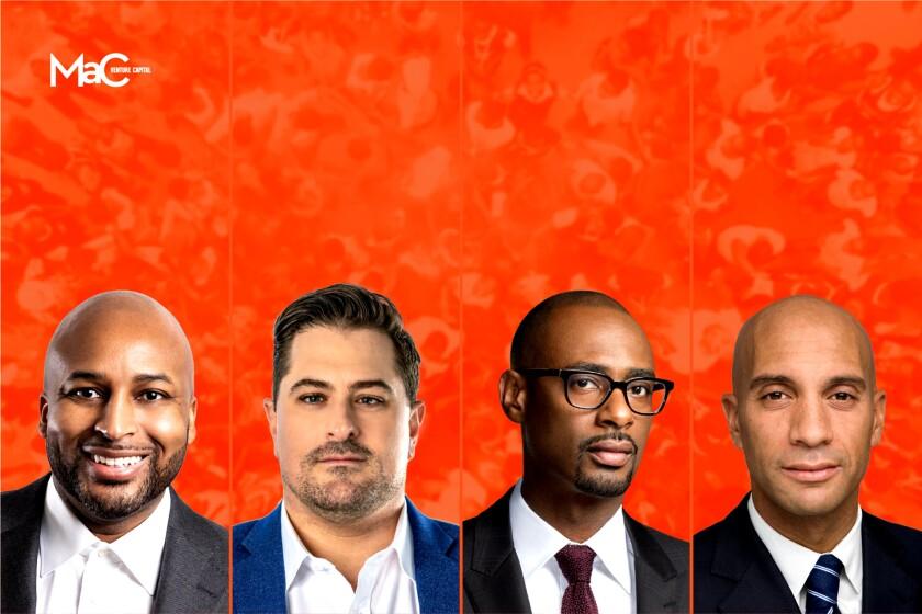 Four leaders of Mac Venture Capital