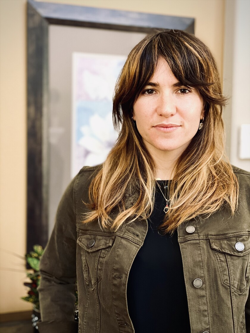 Alexandria Bordas of the San Francisco Chronicle.